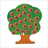 Alphabet Apple Tree