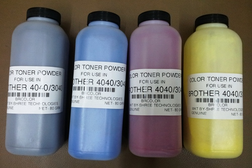 Brother Color Toner Powder