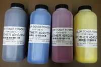 Brother Color Toner Powder