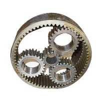 JCB Gears