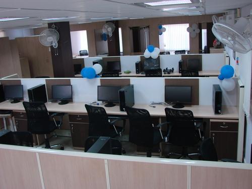 Tile type modular workstation manufacturers