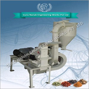 Sugar & Spice Grinding Machine