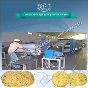 Papad Automatic Machine