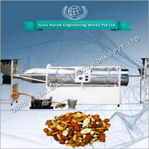 Continuous Coating Drum