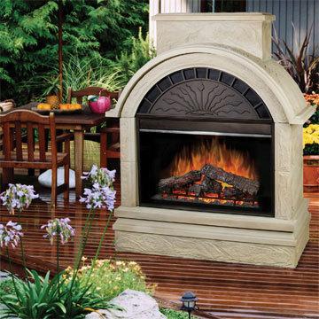 Fireplace Log Starter