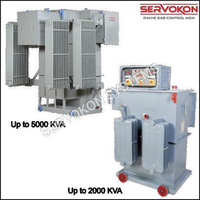 Rolling Contact Type Servo Stabilizer Certifications: Iso 9001