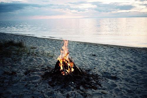 Odorless Fire Starter