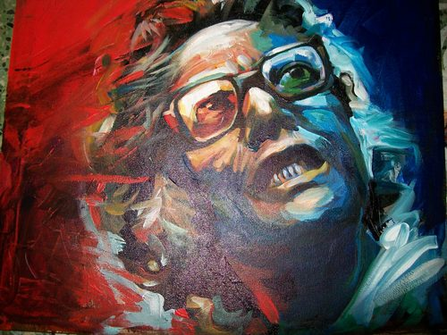 Portrait of Mrinal Sen - Portrait of Mrinal Sen Manufacturer