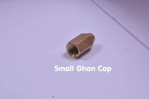 Brass Small Ghan Cap