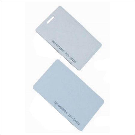 Proximity/EM Cards or Clamshell Cards