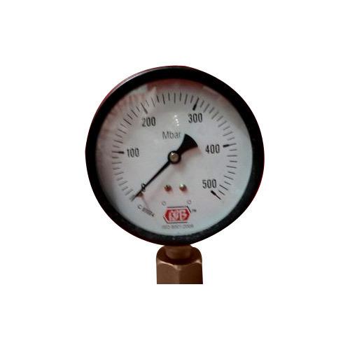 MS Utility Pressure Gauge