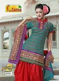 Unstitched Ladies Dress Material