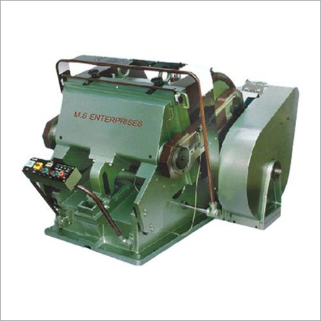 Die Punching Machines