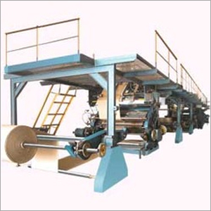 Paper Corrugated Board Making Plant