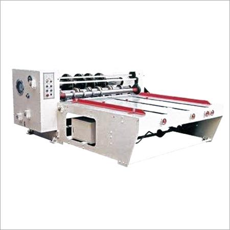 Paper Slotting Machine