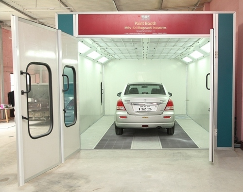 Car Painting Booth