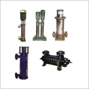 Vertical Horizontal Multistage Pumps