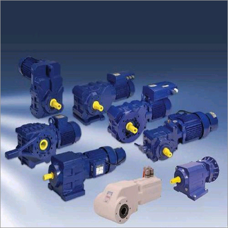 IC Bauer Helical Geared Motors