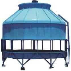 FRP Round Bottle Type Cooling Tower