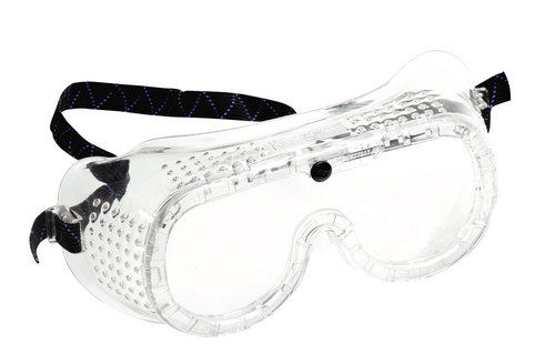 Chemical Flash Goggles