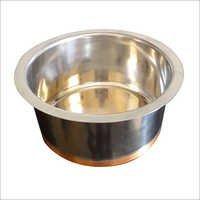 SS Milk Boil Pan
