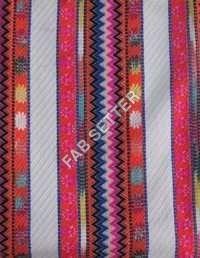 Jacquard Acrylic Tie & Dye Fabric