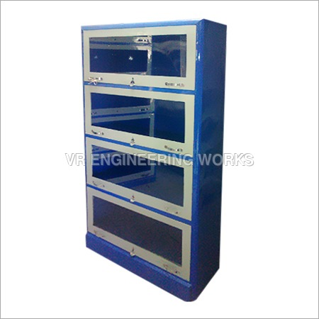 Steel Bookcase Almirah