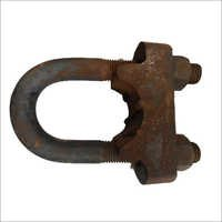 Industrial Wire Rope Clamp
