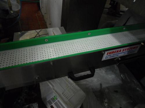 Oscillating Belt Conveyor