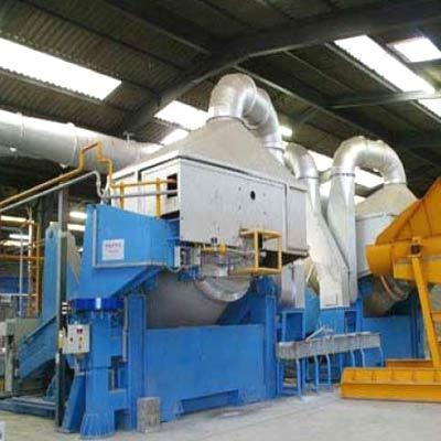 Aluminium Extraction Plant Furnace