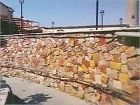 Solid Wall Stone