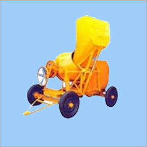 Portable Hydraulic Concrete Mixer