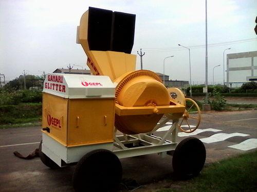 Baby Concrete Mixer