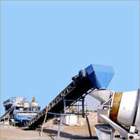 Discharge Direct To Transit Mixer