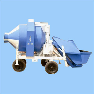 Mini Mobile Reversible Mixer