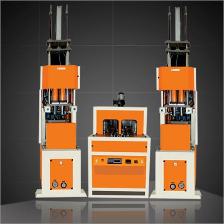 Industrial Pet Blow Moulding Machine