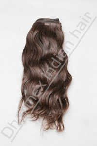 Machine Weft Wave Hair