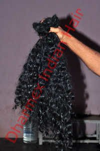 Raw Remy Curly Hair
