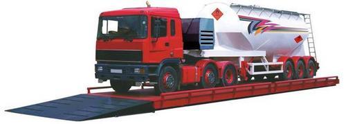 Mechanical Weighbridge