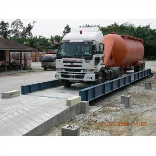 RCC Weighbridge