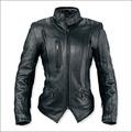 Ladies Short Leather Jackets
