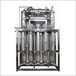 Multi Column Distillation Machine