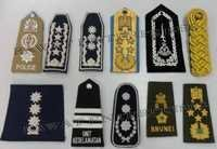 Ranks & Insignias