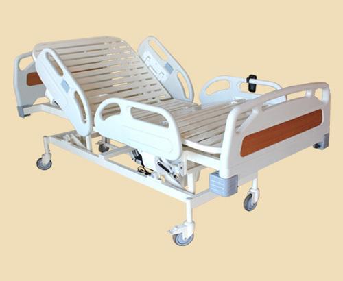Semi Motorized I C U Bed