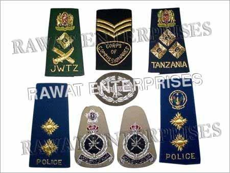 Military Rank Insignias.