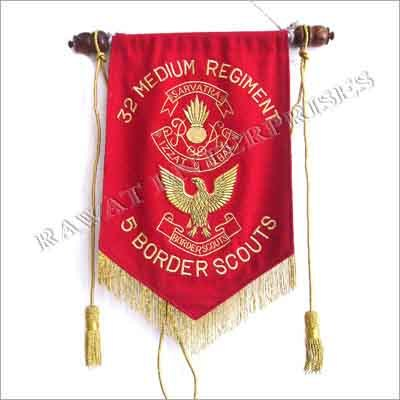 Regimental T-Flag