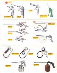 Plastic Blow Gun