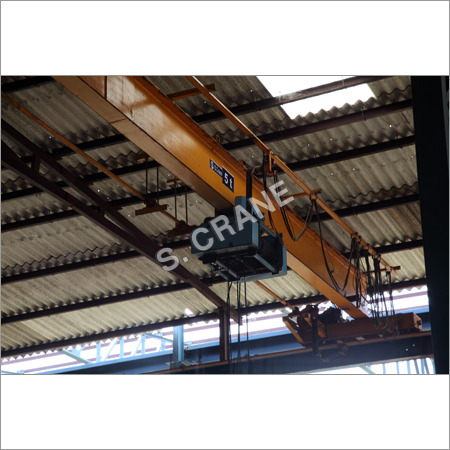 Industrial Single Girder EOT Cranes