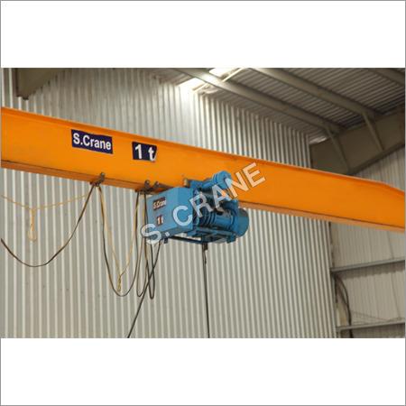 Single Girder Suspension EOT Crane