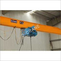 Single Girder Suspension EOT Crane